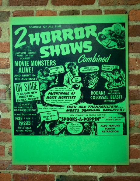 Globe Horror Shows